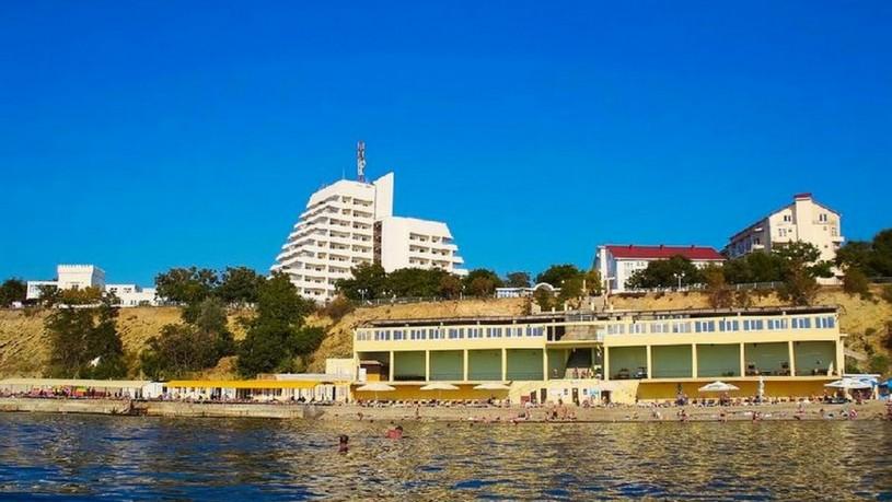 купить отдых на юге санаторий в Анапе Малая бухта у самого моря