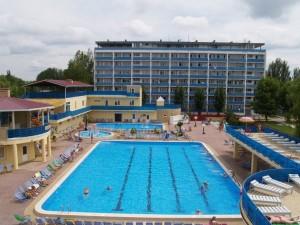 санаторий с бассейном в центре Анапа семейный отдых недорого