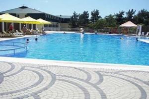 пансионат с бассейном в Геленджике Кубань недорого