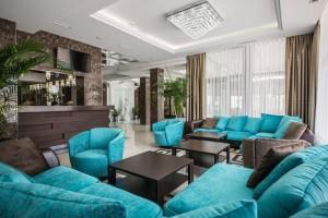 снять хороший номер отель в центре Витязево у моря Аврора