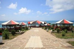 отдых на юге на море пансионат Шингари отдых у самого моря в Сукко Анапа