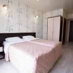 забронировать номер недорого отель Олимп с бассейном Шведский стол в Джемете у моря