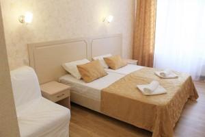 забронировать номер Комфорт семейный отель в Витязево Лучезарный Шведский стол