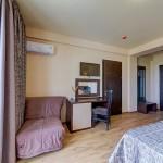 забронировать номер отель Релакс в Витязево с бассейном отдых у моря