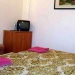 забронировать номер семейный пансионат Шихан в центре Джемете с выходом на море
