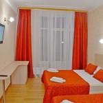 бронировать номер семейный отель в Витязево Лучезарный Шведский стол