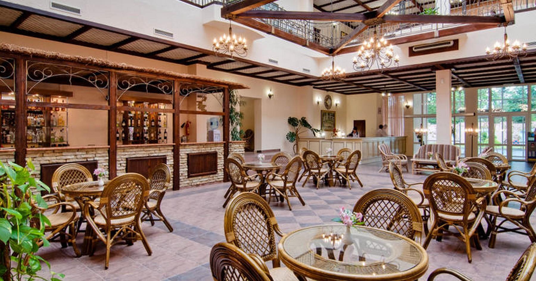 Гостиницы Адлера - выгодные цены, бронирование