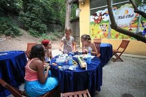 отдых с детьми на море Курортный комплекс Ripario Hotel Group Ялта, Отрадное