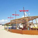 отдохнуть с детьми на юге пляжный отель в Джемете у самого моря Гранд Прибой