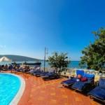пансионат с бассейном бронировать отдых в Геленджике пансионат Кабардинка
