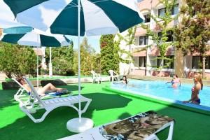 молодежный отдых санаторий Магадан отдых в Сочи Лоо с бассейном