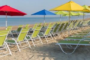 отдых на юге отель на берегу моря 5 звезд Довиль отдых дорого в Анапе