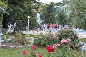 молодежный отдых на юге на море отель Дубравушка отдых в Геленджике у моря Криница недорого