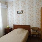 одноместное размещение частная гостиница в центре Анапы у моря недорого