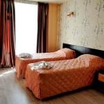 номер для молодоженов отель у моря Санмаринн в центре Анапы недорого с питанием