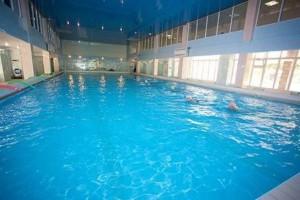 санаторий Знание Адлер центр с крытым бассейном