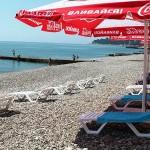 пансионат Автомобилист отдых в Сочи Хосте у самого моря