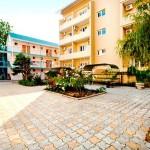 отдохнуть недорого отель у моря Санмаринн в центре Анапы недорого с питанием