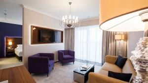 2м 2к Люкс Апарт-отель у самого моря