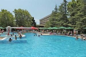 пансионат Бургас Сочи с бассейном