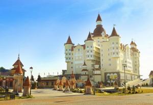 отель Богатырь Сочи Имеретинская бухта Олимпийский парк расположение фото