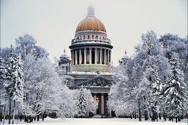 Санкт-Перетбург Новогодние и рождественкие туры