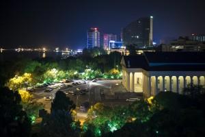 гранд-отель Жемчужина в центре Сочи ночной отдых