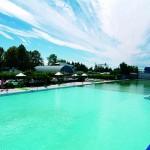 открытый бассейн Фрегат Адлеркурорт отдых в Сочи у моря