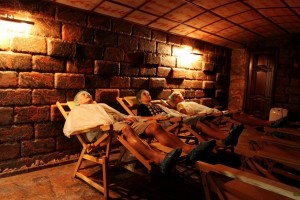 солевая комната санаторий Золотой колос отдых в Сочи дорого