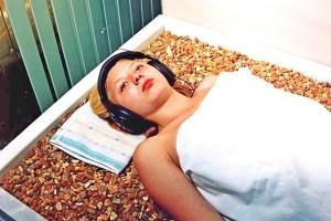 янтарная ванна Фрегат Адлеркурорт отдых в Сочи у моря