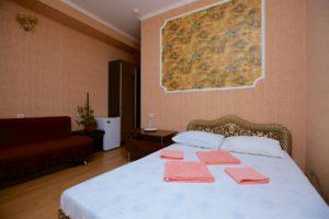 Анапа Витязево цены 3-местный стандарт