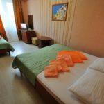 Витязево центр отдых у моря 3м1к Ст отель Исидор
