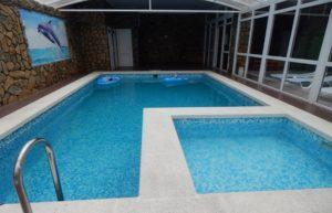 Витязево отель с питанием и бассейном Христакис