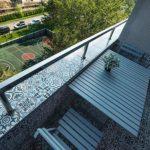Бетон Брют отдых в Анапе в стиле лофт Стандарт балкон