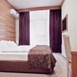 отдых все включено в Геленджике отель Биарриц 4м2к Стандарт