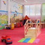 отдых все включено в Геленджике отель Биарриц детская игровая комната