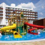 отдых все включено в Геленджике отель Биарриц отель на море с аквапакром