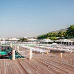 отдых все включено в Геленджике отель Биарриц с собственным пляжем