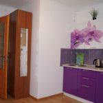 семейный отдых недорого Джемете номера с кухней гостевой дом Березка 3-4-местный Комфорт с кухней