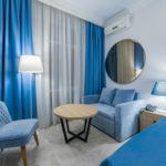 пляжный отель Белый песок Анапа 2м1к Твин комфортный отдых у моря