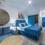 пляжный отель Белый песок Анапа 2м1к дабл отдых с любимой