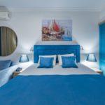 пляжный отель Белый песок Анапа 2м1к стандарт номер с видом на море