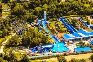 АкваЛоо аквапарк отель Все включено у моря