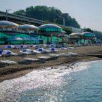 СПА-отель Спутник отдых в Сочи дорого пляж